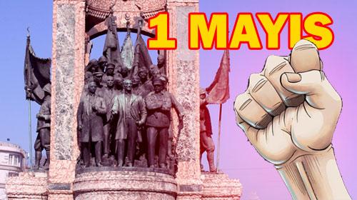 1 Mayıs'ta Taksim'e Kaç Kişi Gelir