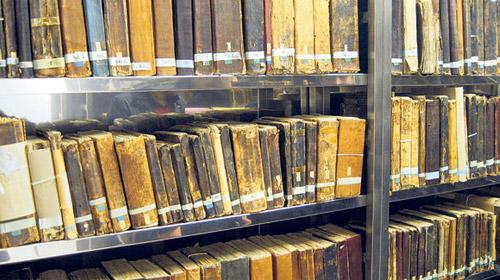 700 Yıllık Eserler İskilip Kütüphanesi'nde
