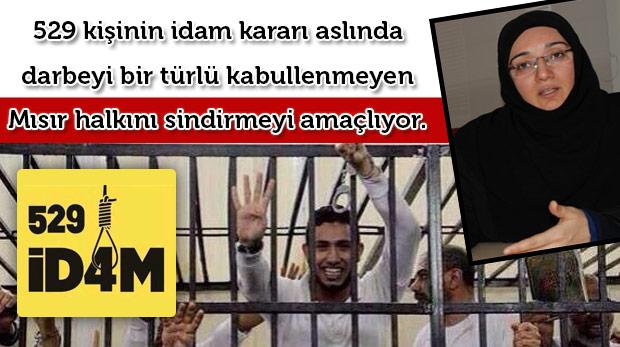 Bu infazları Müslümanların eliyle durdurmak mümkün