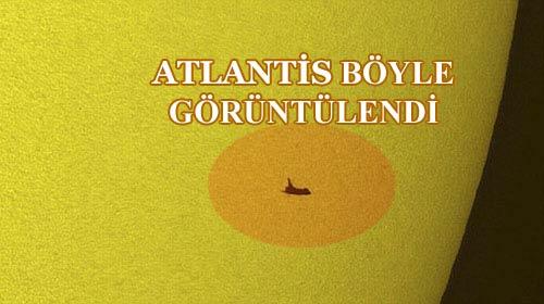Atlantis'in Güneş'le Dansı