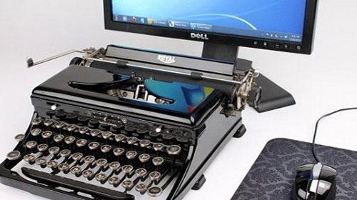 USB Daktilolu Bilgisayar!