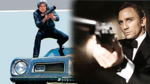 James Bond mu? Cüneyt Arkın mı?