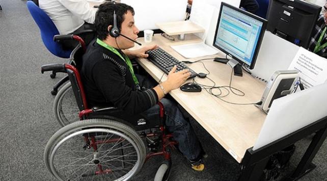 2018'de kamuya 5 bin engelli personel alınacak