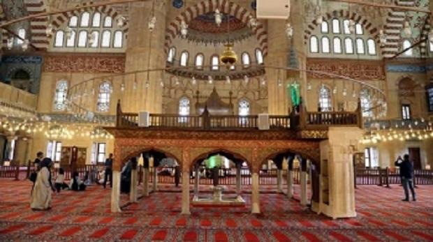 Selimiye Camii Ramazan'a hazır