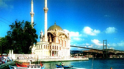 Ortaköy Camisi İbadete Kapatılıyor