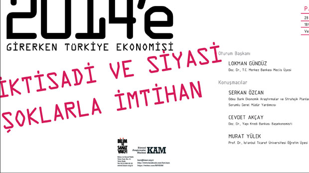 Türkiye ekonomisinin siyasi şoklarla imtihanı!