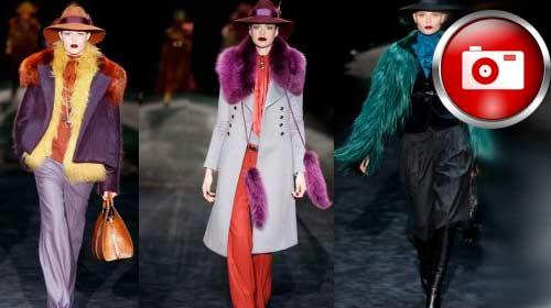 Gucci'nin 2011 Hazır Giyim Modası