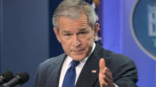Bush'un Anıları 9 Kasım'da Çıkıyor