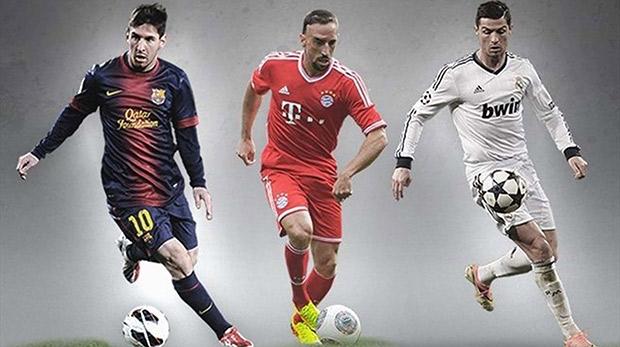 Ribery'nin Altın Top ile ilgili hayal kırıklığı