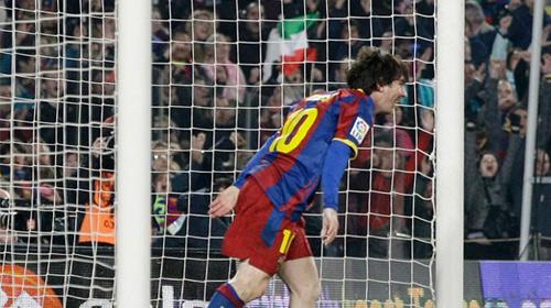 Messi İçin Şarkı Yaptılar