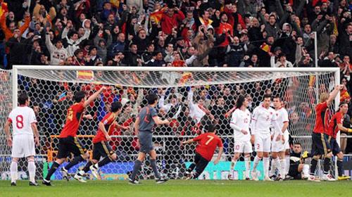 İlk Raund İspanya'nın