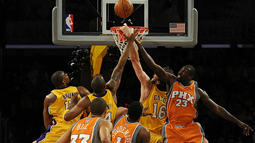 NBA'de Finalin Adı Lakers-Celtics