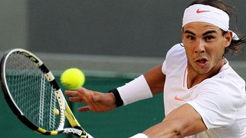 Nadal Yine Fırtına gibi…