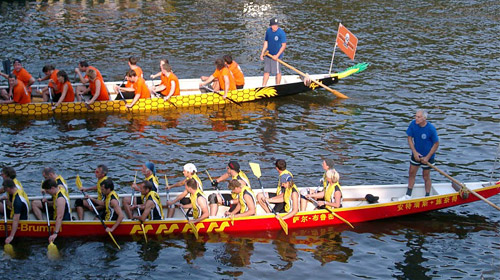 Dragon Boat Türkiye Şampiyonası
