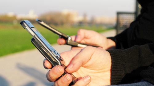 İşte İlk Cep Telefonu