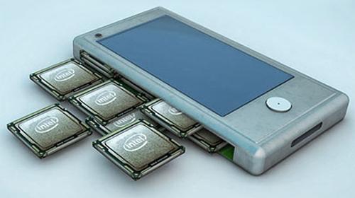 Telefonların İçinde Dev Mücadele
