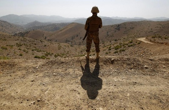 Yeni Savaş, Orta Asya'ya yürüyor