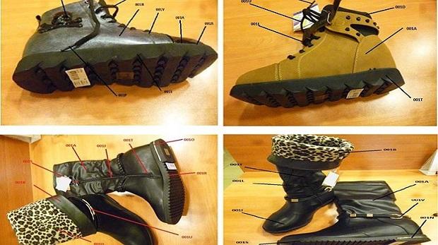 Zehirli ayakkabıların sahibi konuştu