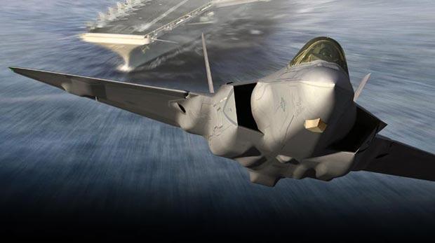 F-35 teknolojisi çalındı!