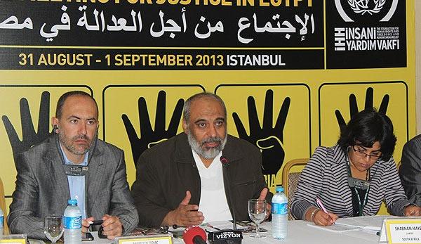 Katliamları uluslararası mahkemelere taşıyacağız
