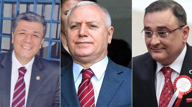 Haberal, Balbay ve Aygün Meclis'e girebilecek mi?