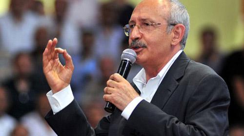 Kemal Kılıçdaroğlu yine yaptı yapacağını