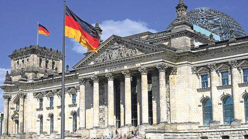 Alman elçiliğine saldırı!