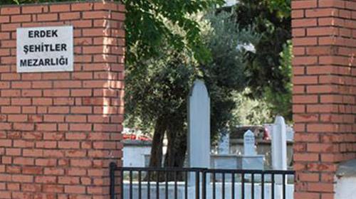 Şehitlik değil Bizans mezarlığıymış!