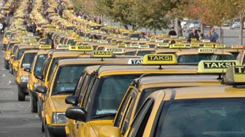 Hatalı araç kullanan taksicilik yapamayacak