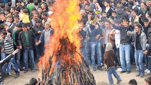 Nevruz kutlamalarına izin çıktı