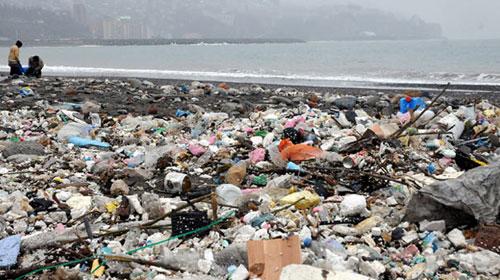 Karadeniz, Çöpleri İade Etti