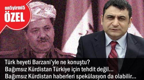 """""""Bağımsız Kürdistan"""" ilan edilir mi?"""