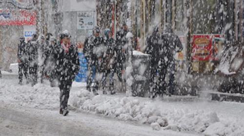 Ankara'da Kar İzni