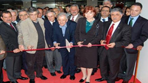 16. İzmir Kitap Fuarı Açıldı