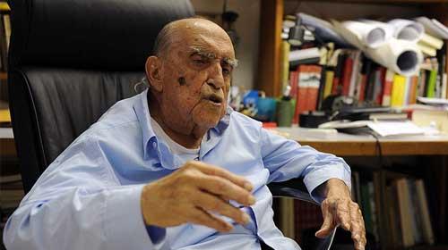 Oscar Niemeyer kimdir?