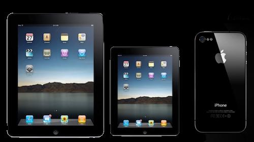 iPhone 5 ve Mini iPad üretime giriyor!