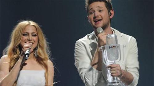 Eurovision Birincileri İstanbul'da