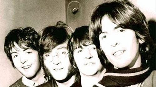 Beatles için Yüksek Lisans