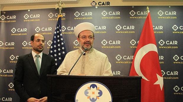 'İnsanların barışı, adaleti ve hakikati öğreneceği din İslam dinidir'