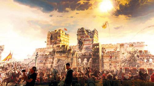 Panorama 1453 Müzesi'ne Rekor Ziyaretçi