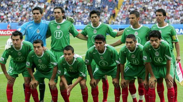 Meksika Milli Futbol Takımı