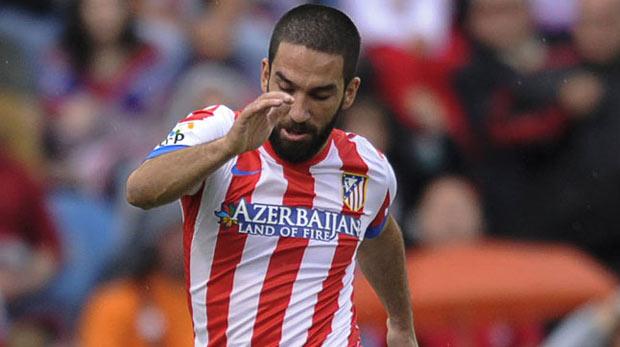 Arda Turan, Atletico ile sözleşme yeniliyor