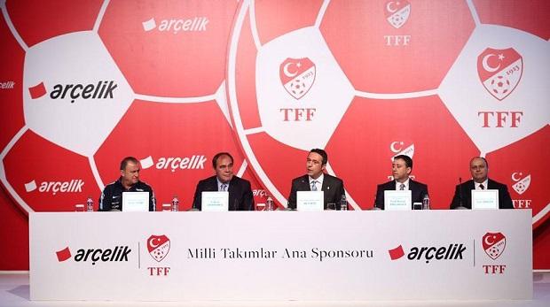 TFF'de ana sponsorluk anlaşması