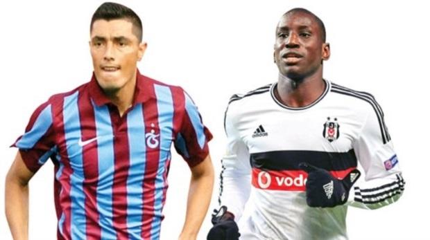 Beşiktaş ve Trabzon Avrupa seferinde