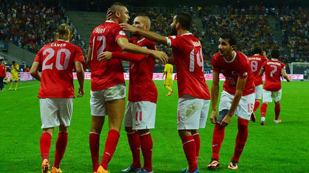 Türkiye:3 Kazakistan: 1