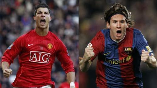 Ronaldo ve Messi aynı takımda!