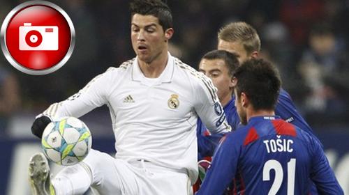 Real Madrid, 90+3'te Vuruldu