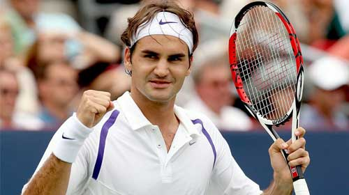 Federer Rakibi Belli Oldu!