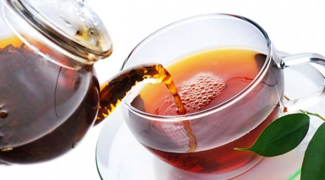 Türk çayı kutsal topraklarda tanıtılacak
