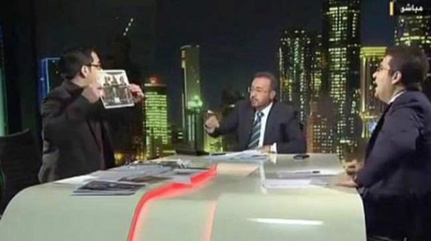 Erdoğan'a hakaret edince yayından kovuldu